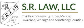 S.R. Law, LLC Logo